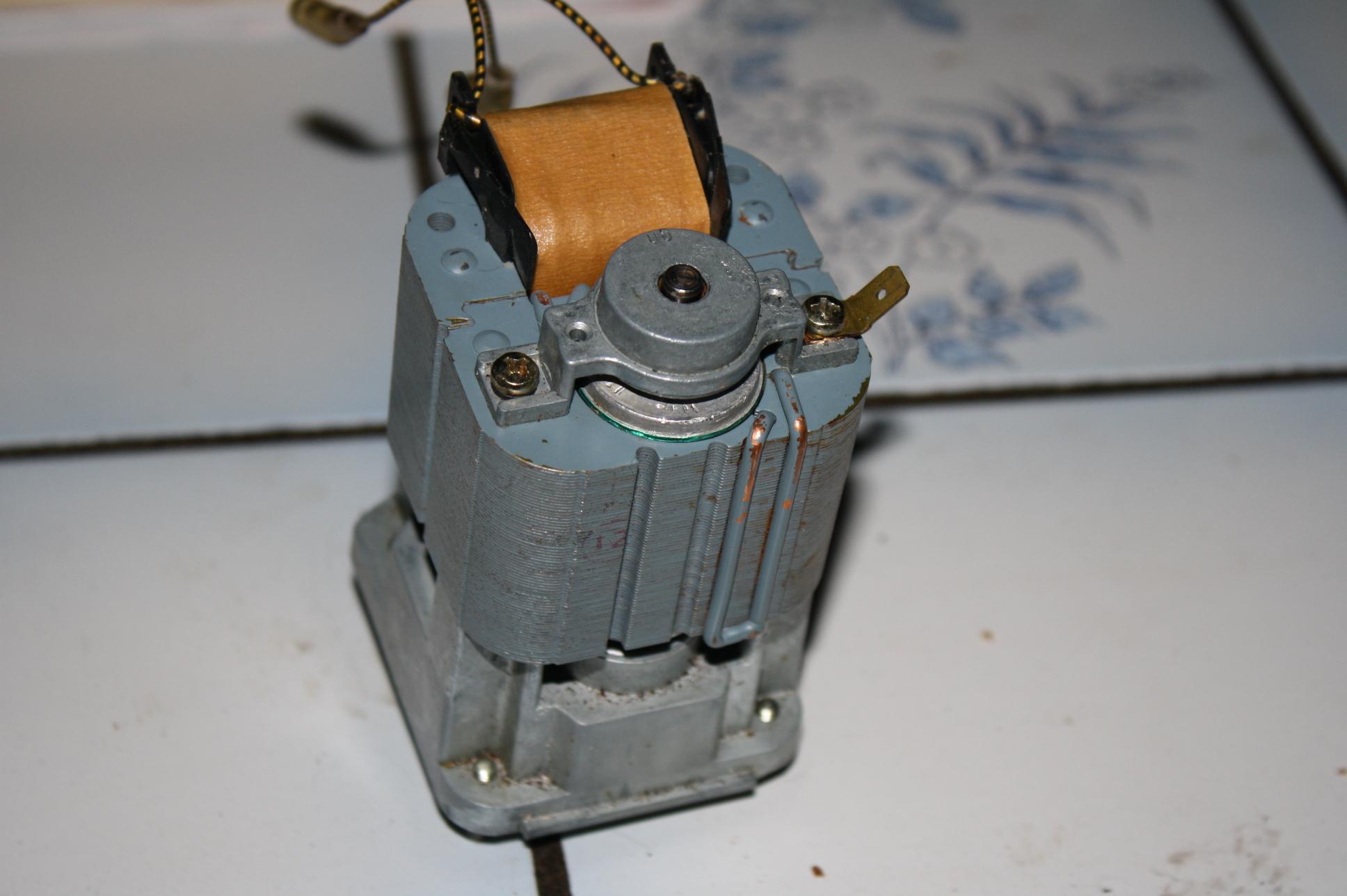 Asynchroon motor